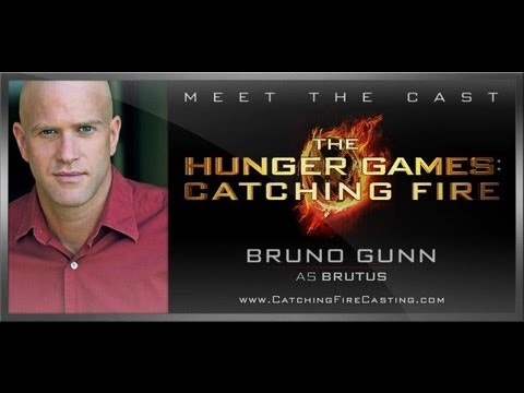 Catching Fire Casting Update: Bruno Gunn as Brutus
