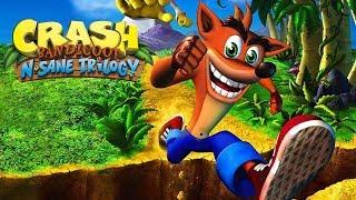 KOŃCZYMY TE MĘCZARNIE! - ????Crash Bandicoot N Sane Trilogy [PS4] - Na żywo