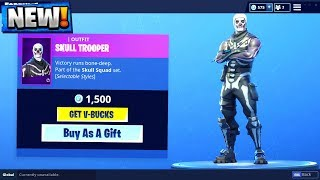 FORTNITE GIFTING SYSTEM LEAKED! Fortnite Gifting System Release Date in Season 6?
