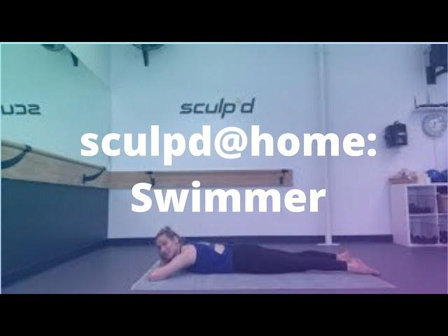 sculpd@home: Swimmer