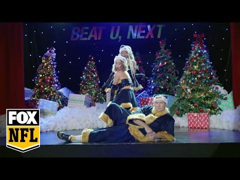beat u, next (Ariana Grande parody) | RIGGLES PICKS | FOX NFL