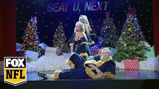 beat u, next (Ariana Grande parody) | RIGGLE'S PICKS | FOX NFL