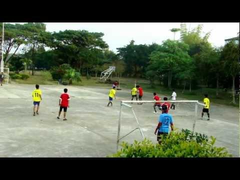 หลอยหลัง FC ปะทะ สดชื่น FC...by Taew