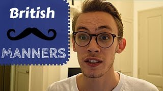 British Manners | English Lesson
