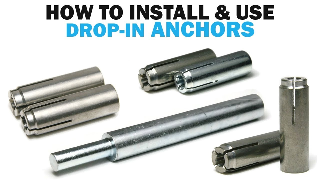 Concrete Anchors Wall Anchors