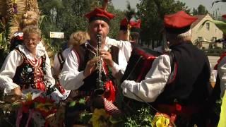 Proszowice Dożynki  Wojewodztwa Malopolskiego 2010 r