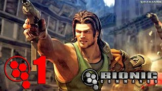 Bionic Commando [PC] 100% walkthrough part 1