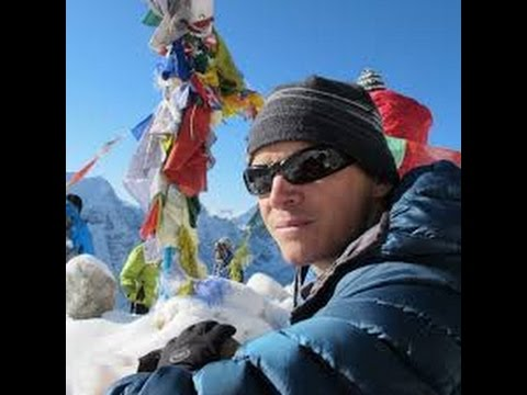 Brian Dickinson: How I Climbed Down Mt Everest BLIND and What I Learned