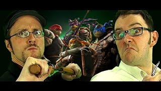 Teenage Mutant Ninja Turtles 2014 - Nostalgia Critic & AVGN