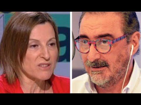 "Vapuleo olímpico de Herrera a ""Mi Maricarmen"" Forcadell"