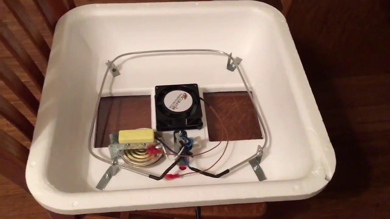 how to make home made incubator pdf