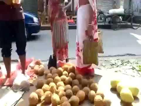 coconut market