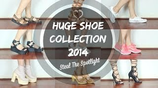 SHOE COLLECTION 2014 | Steal The Spotlight Thumbnail
