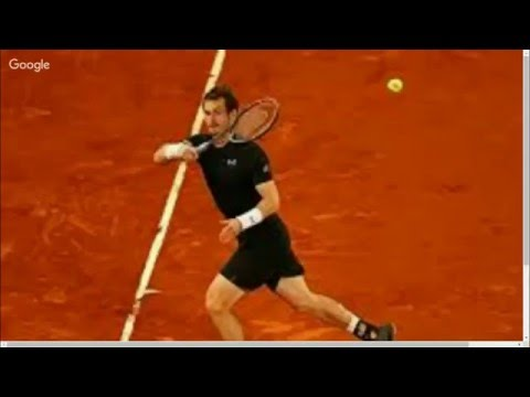 andy murray vs gilles simon Live Striming Highlights || Mutua Madrid Open 2016