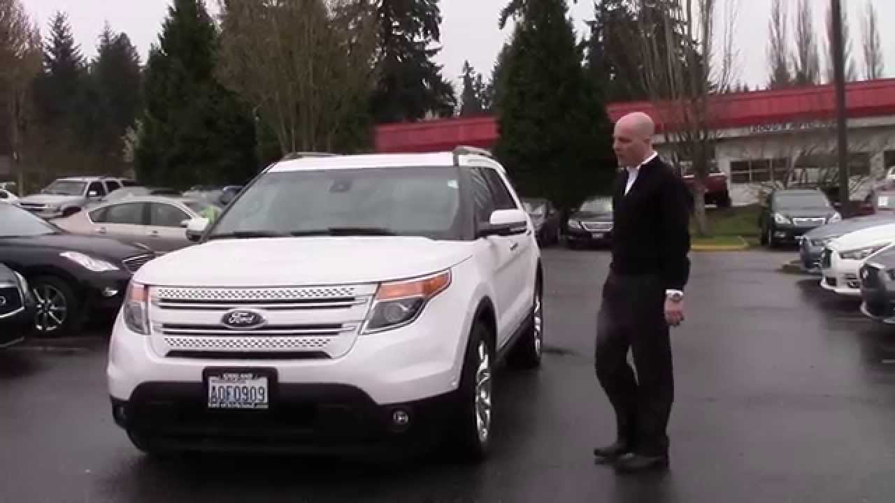 2013 ford explorer limited review and start up a quick look at the 2013 explorer youtube. Black Bedroom Furniture Sets. Home Design Ideas