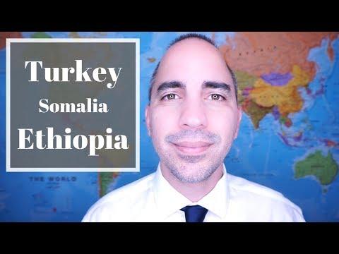 Turkey In Somalia And Ethiopia Opens Largest Overseas Military Base