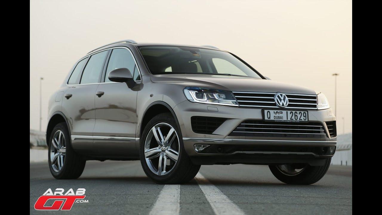 Volkswagen Touareg 2015 فولكس فاجن طوارق - YouTube