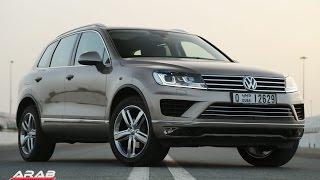 Volkswagen Touareg 2015 فولكس فاجن طوارق