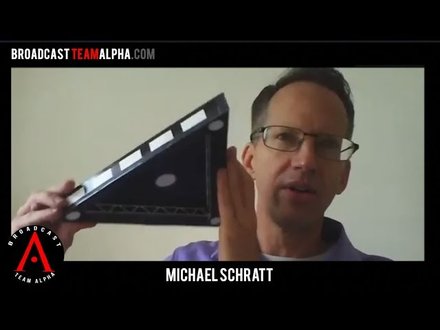 MICHAEL SCHRATT - It Was Man Made Tech All Along - Secret Space Program Uses Human Technology