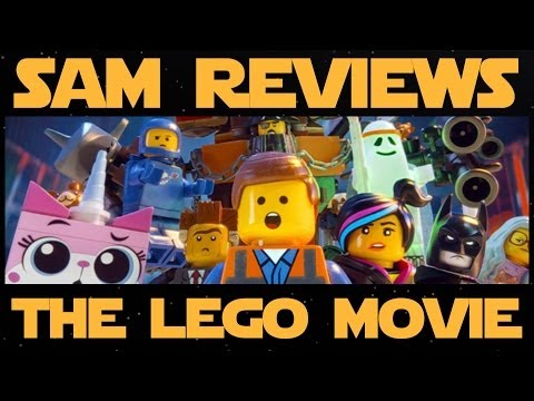 THE LEGO MOVIE (Sam's Reviews)