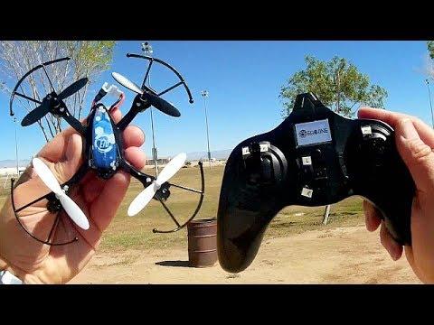 Eachine E70 Micro Sport Drone Flight Test Review