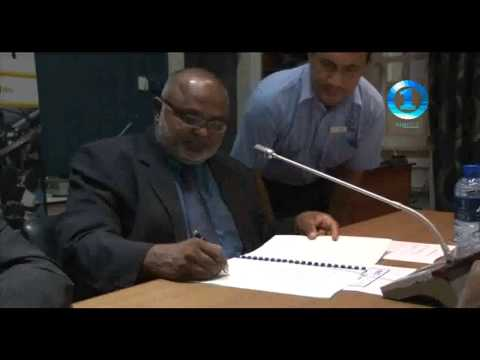 FIJI ONE NEWS BULLETIN 21/11/13