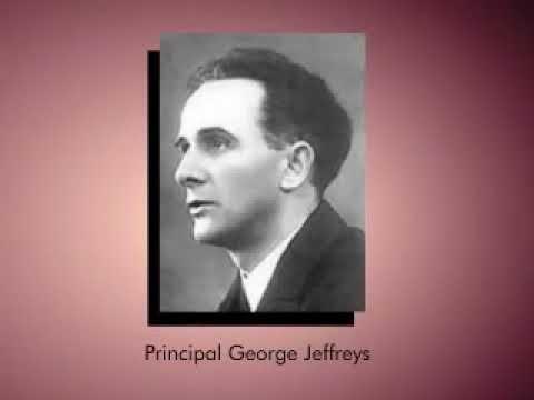George Jeffreys   Never a man spake like this man