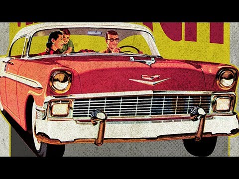 Design a Vintage Car Poster in Photoshop!