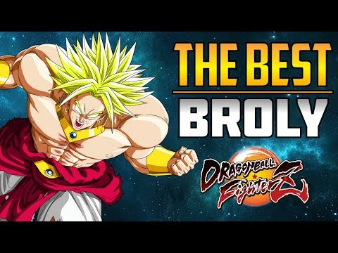 DBFZ ▰  This Player Has Mastered Broly 【Dragon Ball FighterZ】