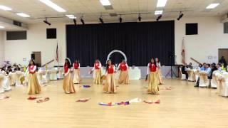 Danza Grande y Fuerte- Miel San Marcos Ministerio de pandero y Danza