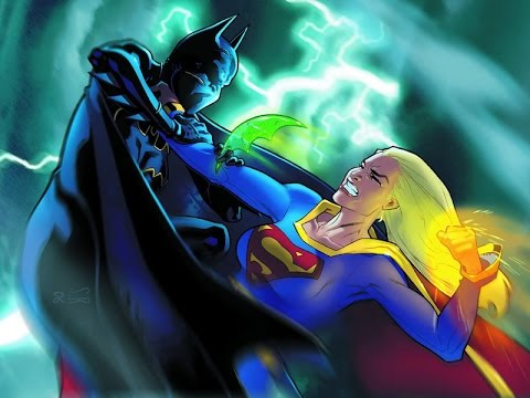 Final, sorry, batman supergirl and batgirl porn not