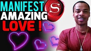 How to Attract People That Love You - The Law of Attraction Coach!