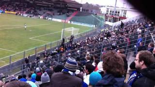 Unterhaching - Hansa Rostock 0:3, 19.02.2011