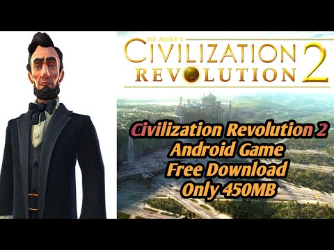 How To Download Civilization Revolution 2 For Free On Android | Sid Meier Civilization Revolution 2|
