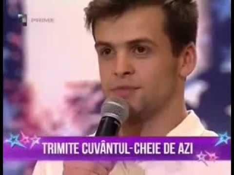 Moldova Are Talent Ion Sîrbu 22.11.13