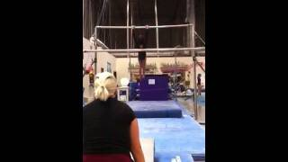 Maresa on bars YMCA states