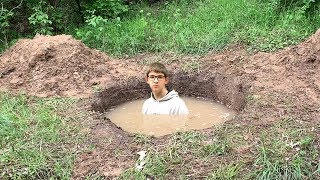 DIGGING a HOLE from the Movie HOLES