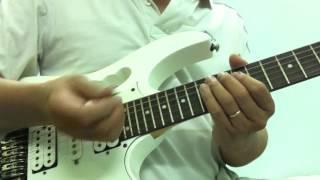 Học solo guitar điện - Hướng dẫn TAPPING pentatonic kết hợp 3 vị trí thế tay [HocDanGhiTa.Net]