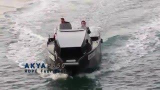 AKYA F650 Fast Boat