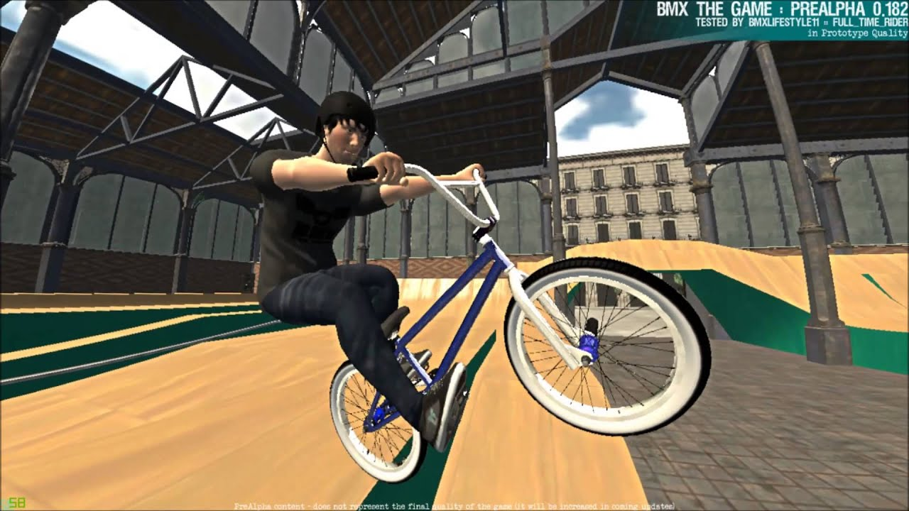 freestyle bike game download