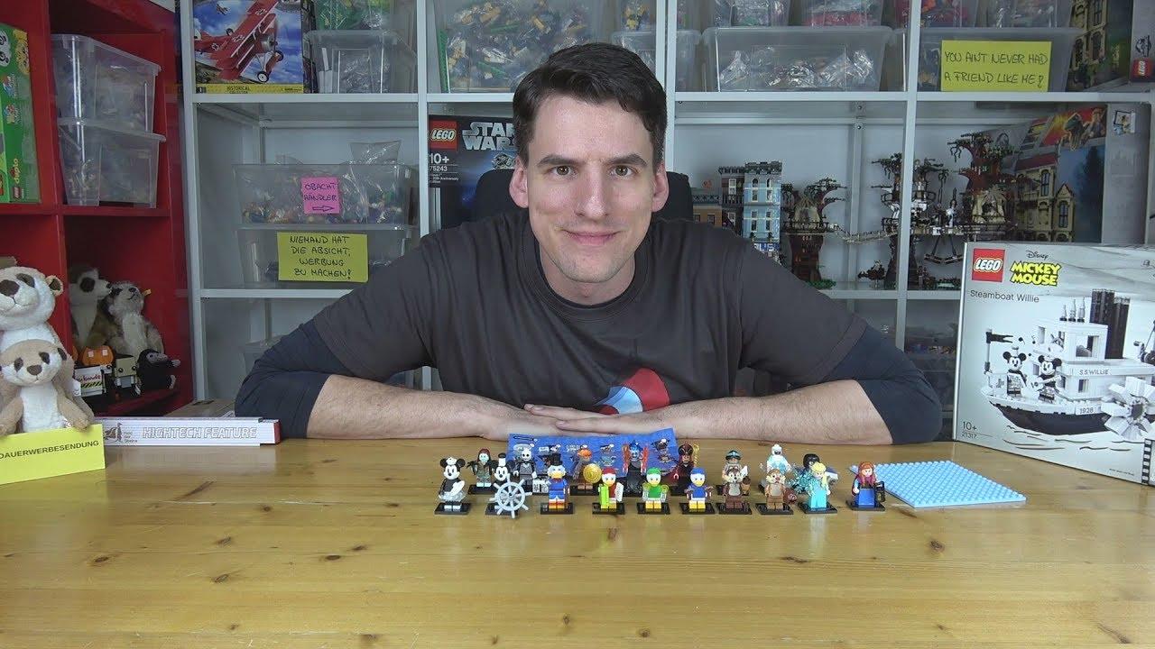 Lego Minifigures 71024 Disney Serie 2