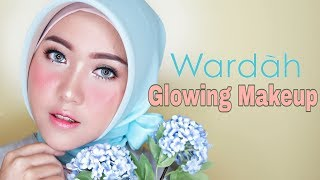 WARDAH ONE BRAND TUTORIAL | FLAWLESS & GLOWING MAKEUP