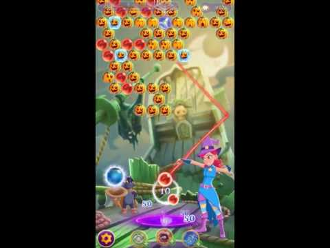 Bubble Witch Saga 3 Level 332 - NO BOOSTERS 🐈