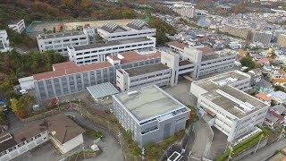 ドローンで見る甲子園大学【HD】