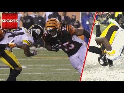 Was VONTAZE BURFICT Hit Dirty? [Steelers vs. Bengals 18-16 NFL PLAYOFFS]