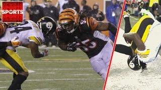 Was VONTAZE BURFICT Hit Dirty? [Steelers vs. Bengals 18-16 NFL PLAYOFFS]