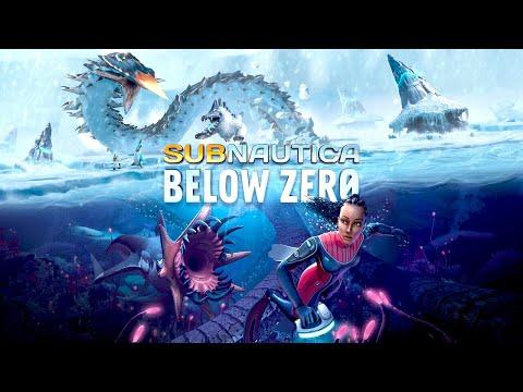 凍った海でのんびり素材集め&大建築 - Subnautica: Below Zero 番外編2