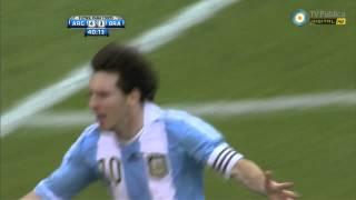 Kommentator rastet aus Messi
