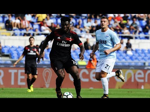 Lazio 4-1 AC Milan | Goals: Immobile, Luis Alberto, Montolivo | REVIEW