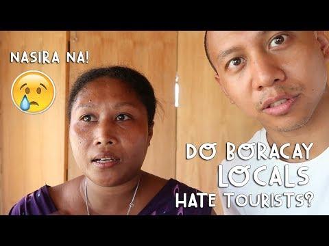 DO BORACAY LOCALS HATE TOURISTS? | Vlog #215